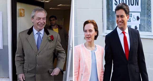 Elecciones en UK