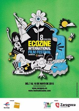 Cartel Ecozine 8 edicion