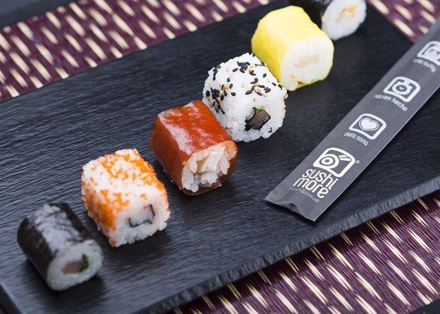 Sushi, tu mejor aliado para el verano
