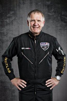 Nigel Lamb, campeón mundial del Red Bull Air World Championship