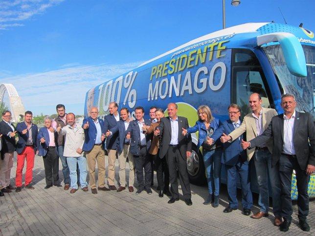 Autobús campaña PP