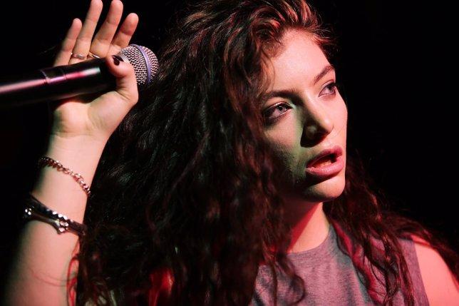 El nuevo álbum de Lorde será