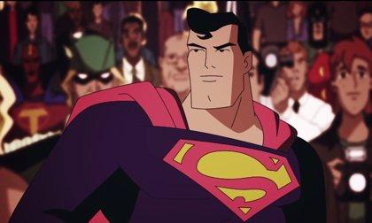Batman v Superman: Brutal tráiler de animación