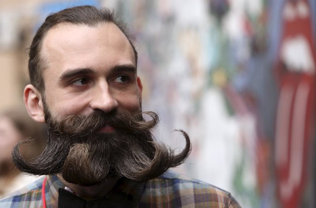 Las barbas pueden tener más bacterias que un inodoro