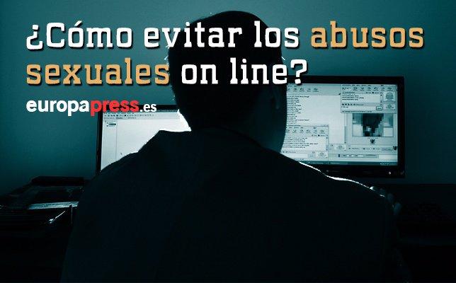 Abusos sexuales online: ¿qué son y qué puedo hacer?