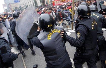Gobierno de Perú condena la violencia de las protestas contra 'Tía María'