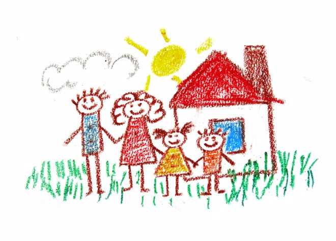 6 claves para interpretar los dibujos de los niños