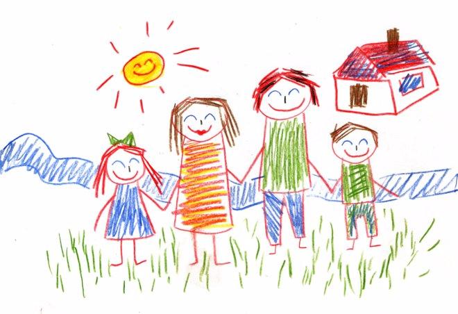 El dibujo infantil una herramienta de comunicaci n familiar for Grado superior de jardin de infancia