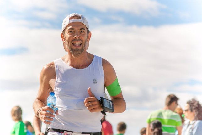 Maratón, carrera, correr