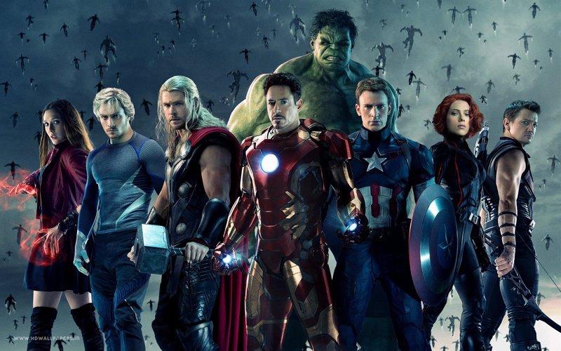 Avengers Infinity War se filmará íntegramente con cámaras IMAX