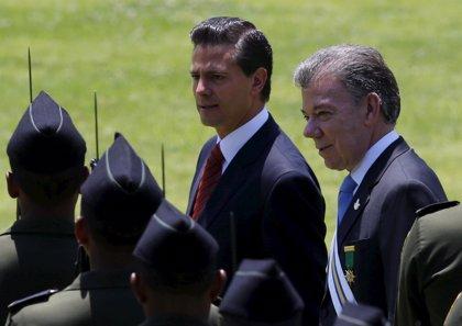 """Colombia y México elevan sus relaciones a """"asociación estratégica"""""""