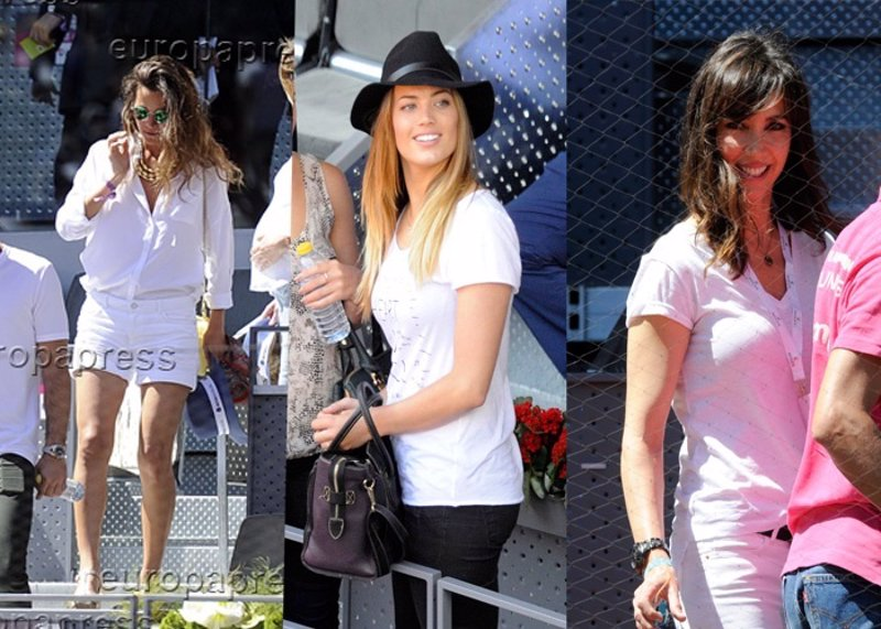 Los looks del tenis  el blanco y los sombreros 0cb2536816a