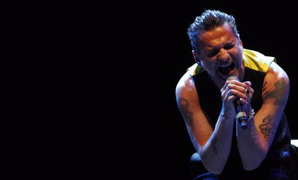 David Gahan (Depeche Mode) en 5 canciones