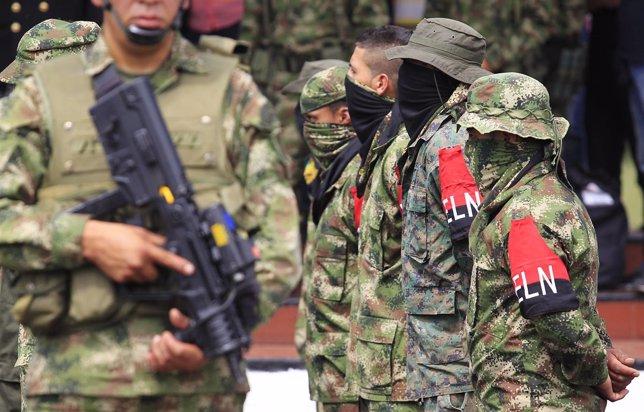 Guerrilla ELN de Colombia