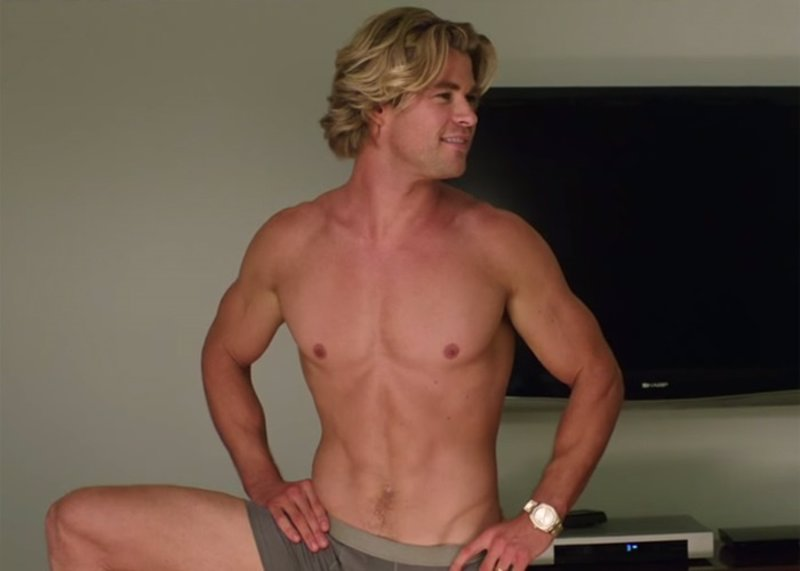 Chris Hemsworth Presume De Sus Atributos En El Trailer De Vacation