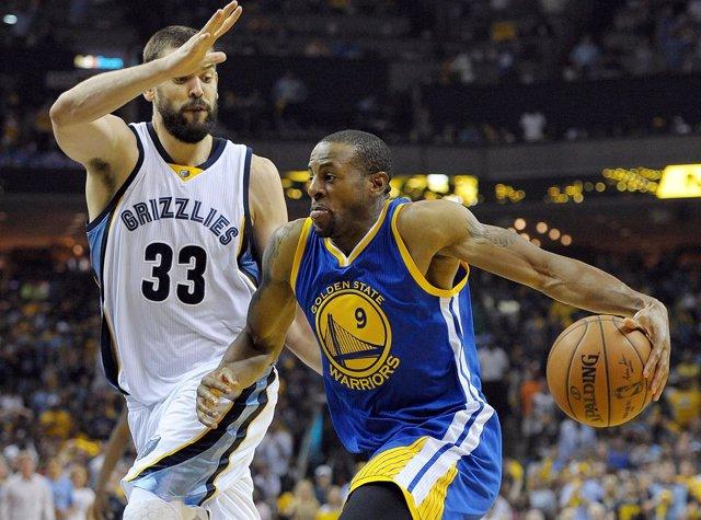 Marc Gasol NBA Playoffs Golden State Warriors Memphis Grizzlies