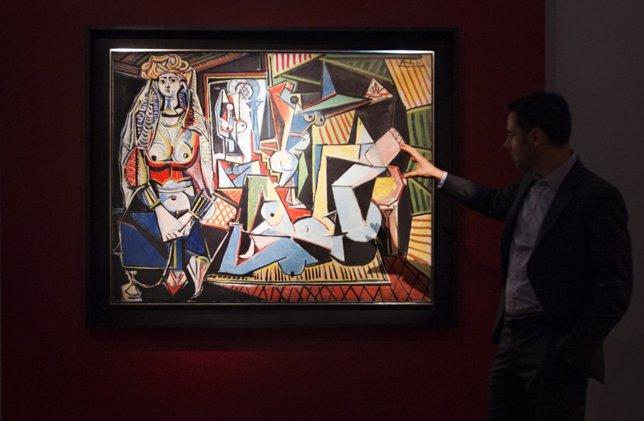 La obra de Picasso 'Les femmes d'Alger' vendida por más de 160,9 millones