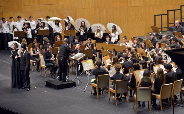 Concierto Conservatorio Ataulfo Argenta