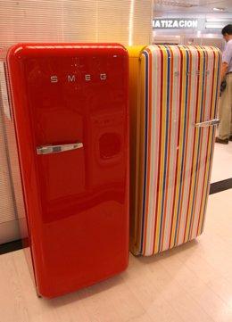Electrodoméstico, consumo, frigorífico