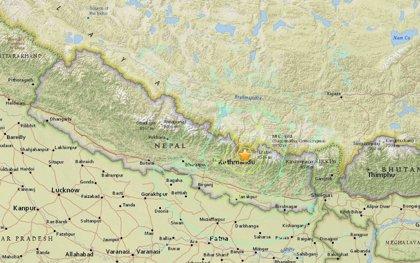 Registrado un terremoto de magnitud 7,4 en el noreste de Nepal