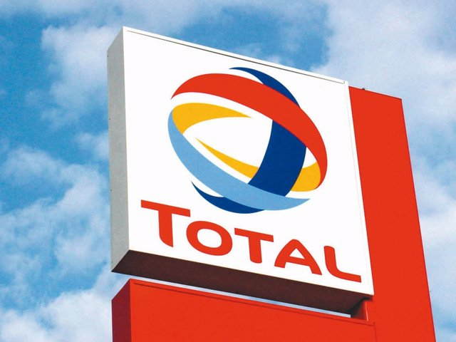 La petrolera francesa Total