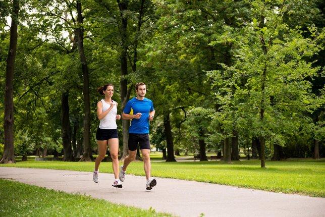 Preparados para correr, footing