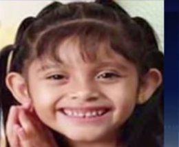 La menor Alondra Diaz