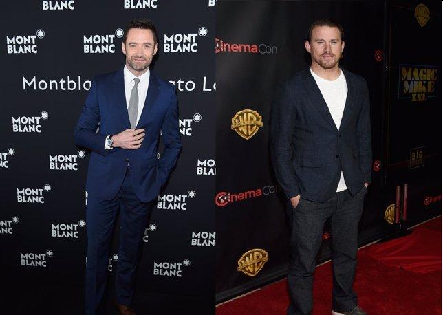 Hugh Jackman y Channing Tatum