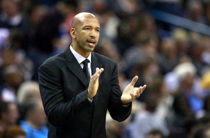 Los Pelicans despiden a su entrenador Monty Williams