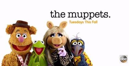Tráiler de Los Muppets y del resto de nuevas series de ABC