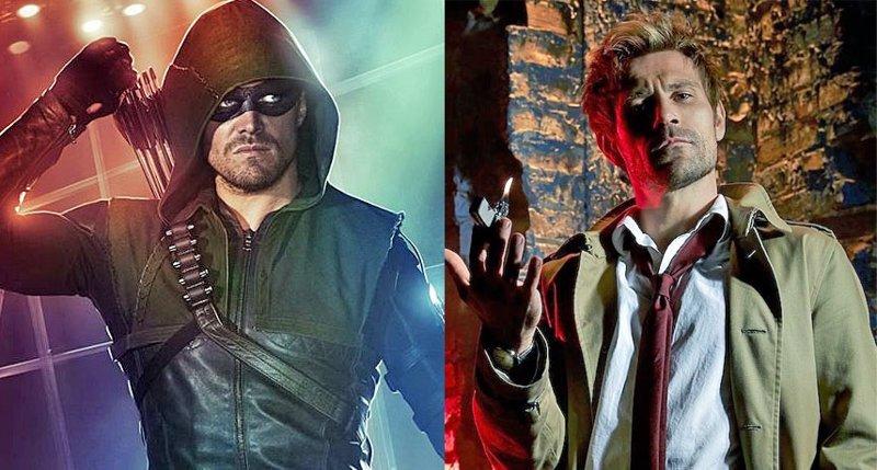 ¿Salvará Arrow a Constantine con un crossover?