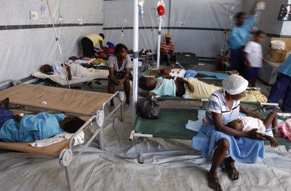 Haití necesita ayuda urgente para hacer frente al brote de cólera