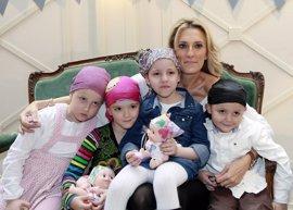Mónica Esteban, la dama de El Corte Inglés, y su lucha personal contra el cáncer infantil
