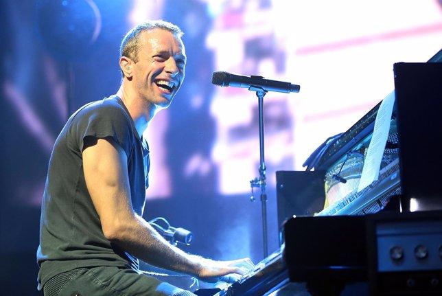 Coldplay trabaja en un nuevo disco