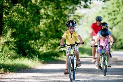 5 deportes para practicar en familia