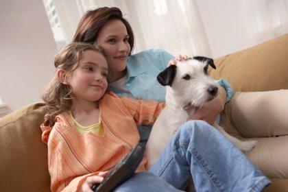 El 39% de las familias tienen un perro
