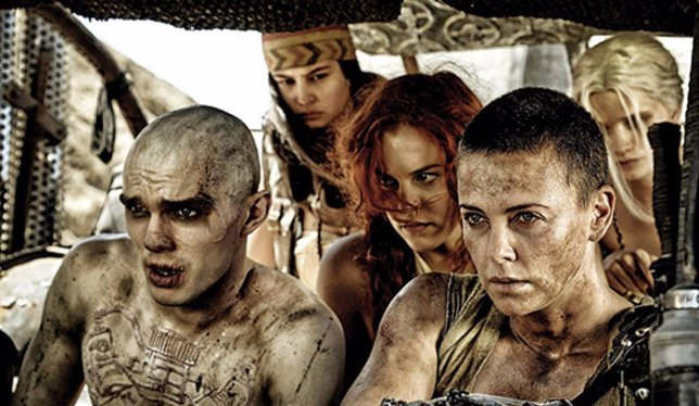 Charlize Theron en Mad Max 4
