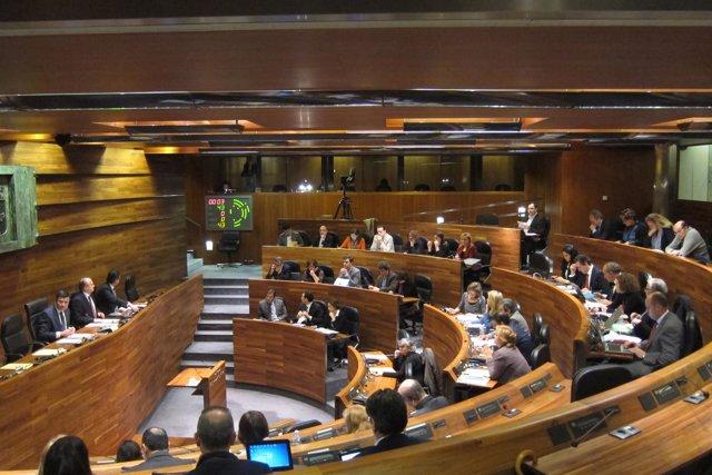 El pleno aprueba la creación del colegio profesional de Periodistas