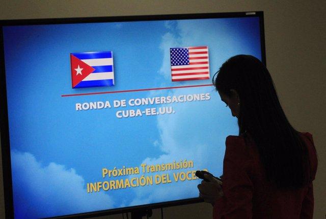 Negociaciones Cuba Estados Unidos