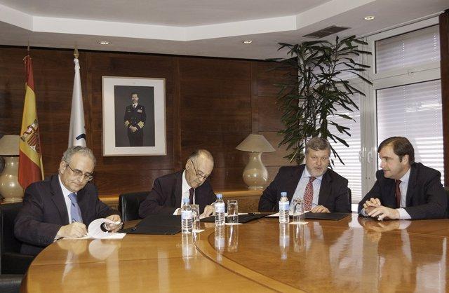 Navantia firma un acuerdo para construir cuatro petroleros