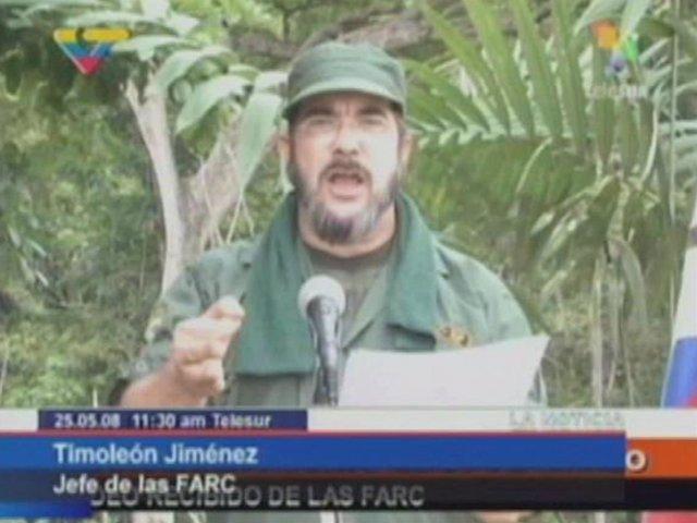 'Timochenko, Jefe De Las FARC