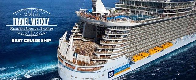 Crucero 'Allure of the Seas' de Royal Caribbean
