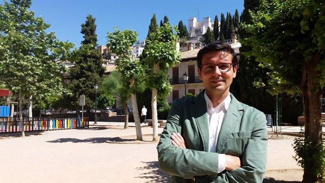Candidato del PSOE a la Alcaldía de Granada, Francisco Cuenca