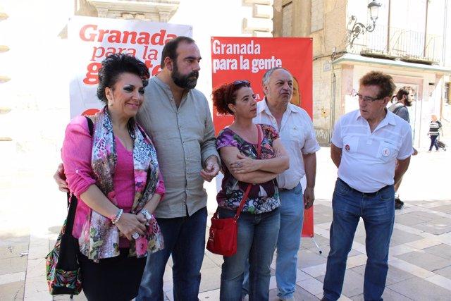 Francisco Puentedura, en campaña