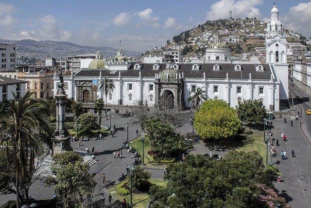 Plaza de Quito