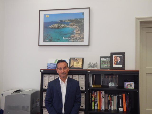 El candidato de CiU en L'Ametlla de Mar