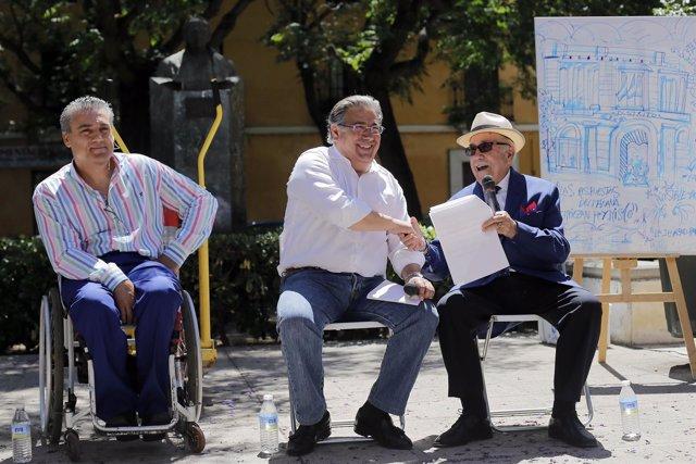 El alcalde de Sevilla y candidato a la reelección, Juan Ignacio Zoido