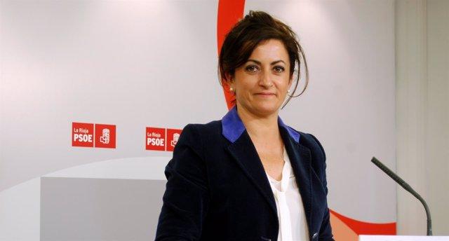 Concha Andreu diputada PSOE