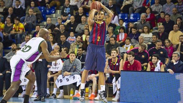 Barcelona Unicaja Liga Endesa ACB