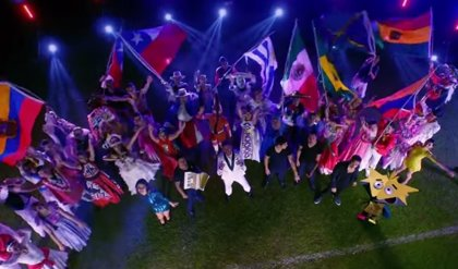 Copa América 2015 ya tiene himno oficial: 'Al sur del mundo'